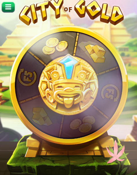 Aztec Gold: The Lost City Slot Machine at Big Fish Casino