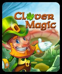 Clover Magic Slot Machine at Big Fish Casino