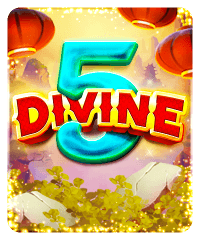 Divine 5 Slot Machine at Big Fish Casino
