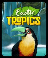 Exotic Tropics Slot Machine at Big Fish Casino