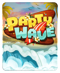 Party Wave Slot Machine at Big Fish Casino