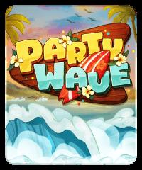 Party Wave Slot Machine at Big Fish Casino