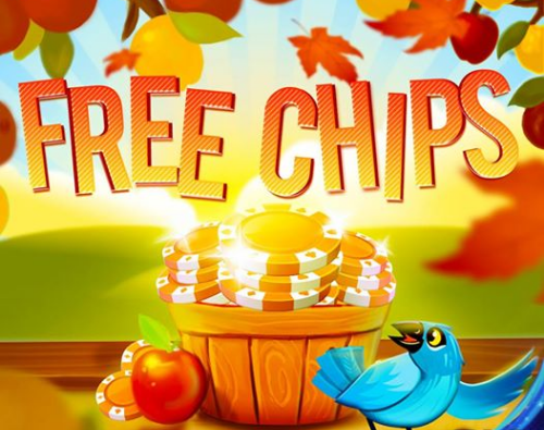 Wednesday Freebie: 60,000 Free Chips