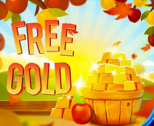 Sunday Freebie: 12 Gold Bars