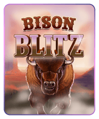 Bison Blitz Slot Machine at Big Fish Casino