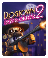 Dogtown 2: Paw and Order Slot Machine at Big Fish Casino