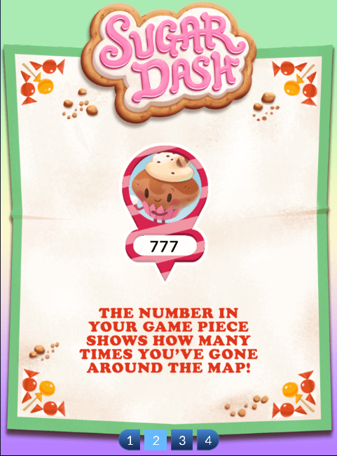 Sugar Dash Slot Machine at Big Fish Casino - How to Play