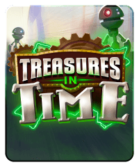 Treasures in Time Slot Machine at Big Fish Casino
