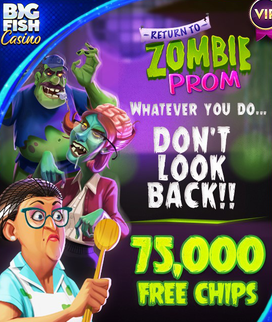 Surprise Freebie: 75,000 Free Chips