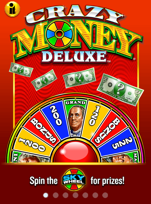 Crazy Money Deluxe Slot Machine at Big Fish Casino - How to Play