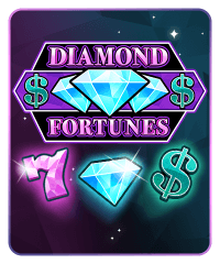 Diamond Fortunes Slot Machine at Big Fish Casino