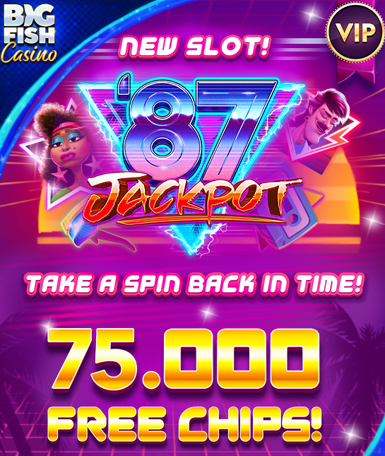Surprise Freebie: 75,000 Free Chips