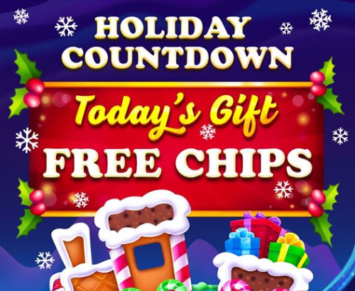 Freebie Friday: 50,000 Free Chips