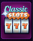 Classic Slots button at Big Fish Casino
