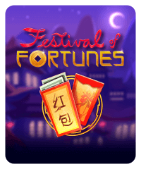 Festival of Fortunes Slot Machine at Big Fish Casino