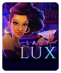 Lady Lux Slot Machine at Big Fish Casino