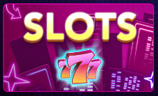 Slots Button at Big Fish Casino