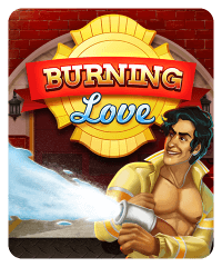 Burning Love Slot Machine at Big Fish Casino