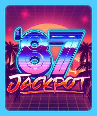 Jackpot '87 Slot Machine at Big Fish Casino