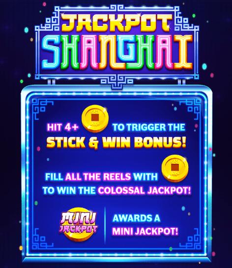 Jackpot Shanghai Slot Machine at Big Fish Casino - How to Play