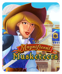 Magnificent Musketeers Slot Machine at Big Fish Casino