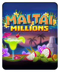 Mai Tai Millions Slot Machine at Big Fish Casino