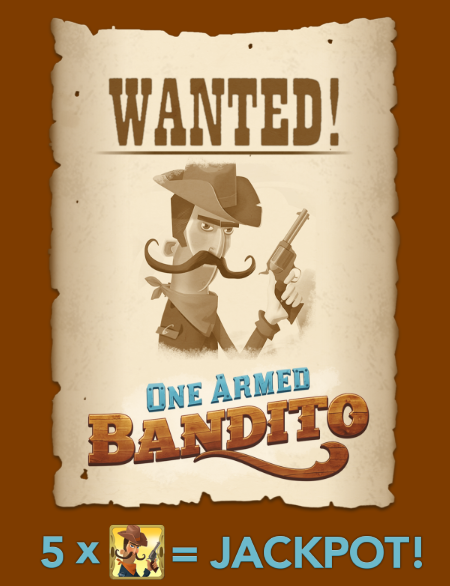 One Armed Bandito Slot Machine at Big Fish Casino - How to Play
