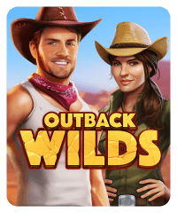 Outback Wilds Slot Machine at Big Fish Casino