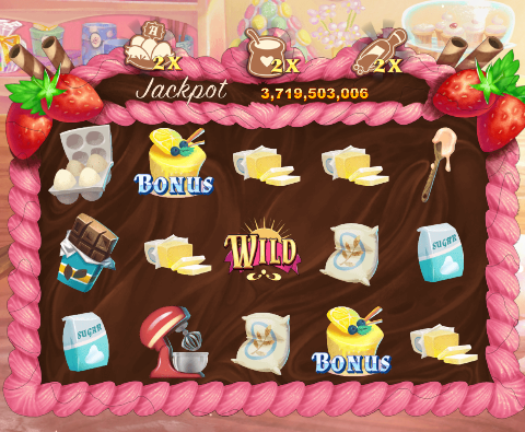 New Slot: Penny's Patisserie