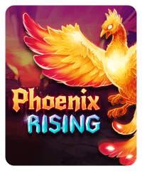 Phoenix Rising Slot Machine at Big Fish Casino