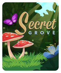 Secret Grove Slot Machine at Big Fish Casino