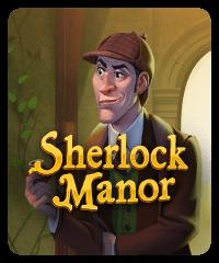 Sherlock Manor Slot Machine at Big Fish Casino