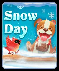 Snow Day Slot Machine at Big Fish Casino