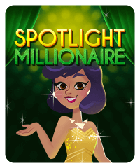 Spotlight Millionaire Slot Machine at Big Fish Casino