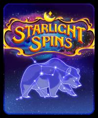 Starlight Spins Slot Machine at Big Fish Casino
