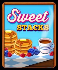 Sweet Stacks Slot Machine at Big Fish Casino