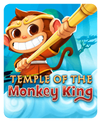 Temple of the Monkey King Slot Machine at Big Fish Casino