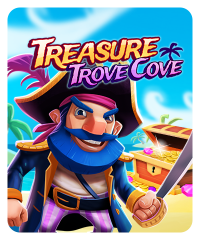 Treasure Trove Cove Slot Machine at Big Fish Casino