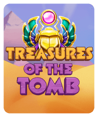 Treasures of the Tomb Slot Machine at Big Fish Casino