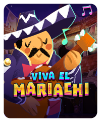 Viva El Mariachi Slot Machine at Big Fish Casino