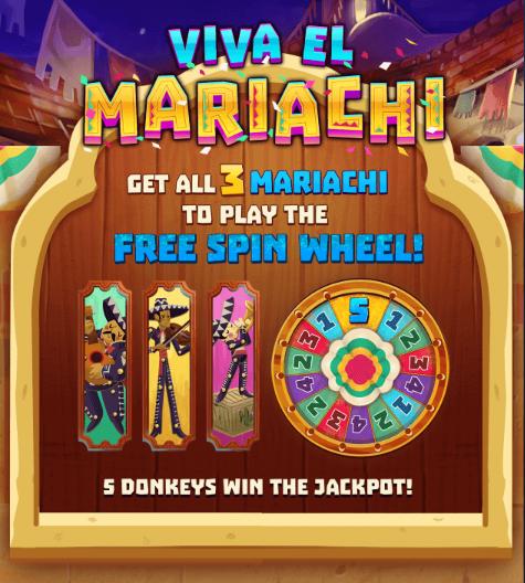 Viva El Mariachi Slot Machine at Big Fish Casino - How to Play