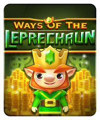 Ways of the Leprechaun Slot Machine at Big Fish Casino