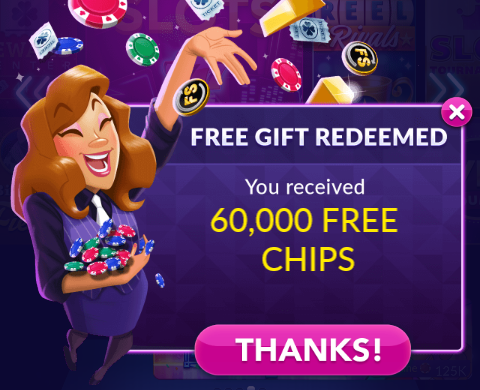 Surprise Freebie: 60,000 Chips