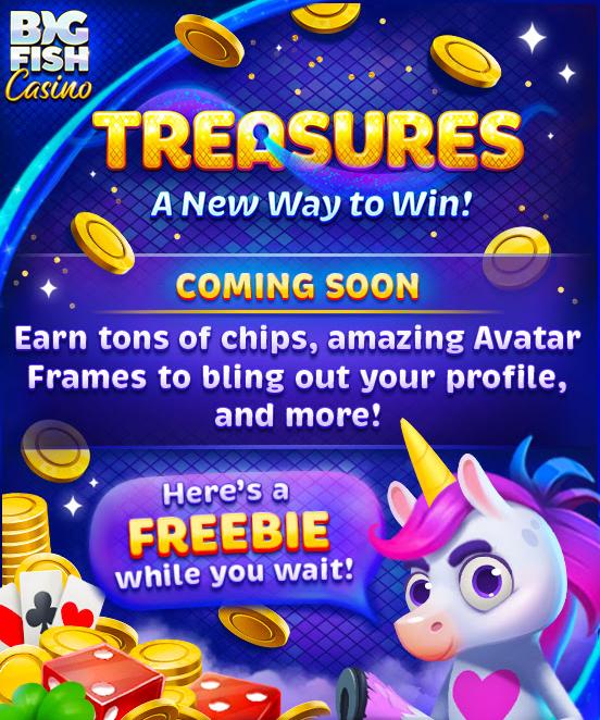 Bonus Freebie: 100,000 Free Chips