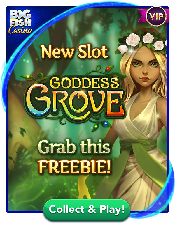 New VIP Slot Freebie: 75,000 Free Chips