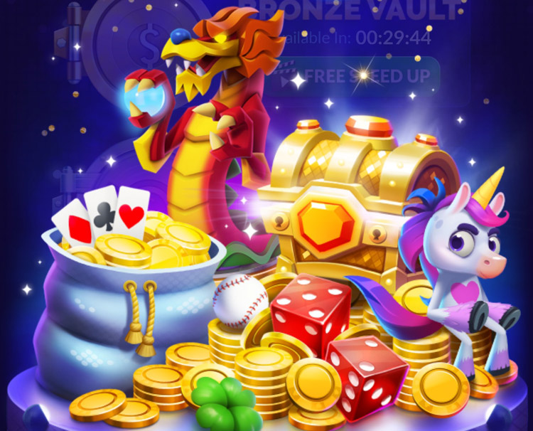 Coming Soon to Big Fish Casino: Treasures