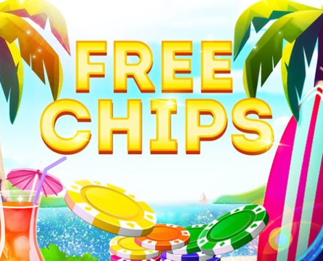 Saturday Freebie: 55,000 Free Chips