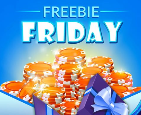 Sunday Freebie: 55,000 Free Chips