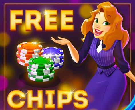 Wednesday Freebie: 55,000 Free Chips