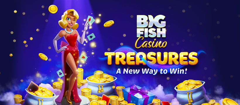 Big Fish Casino's Treasures: Charmed Life Ends